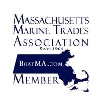 Massachusetts marine trades association logo
