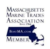 Massachusetts marine trades association logo