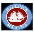 Small Hilton's Marina logo