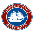 Small Newburyport Boat Basin Logo