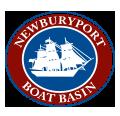Small Newburyport Boat Basin Logo