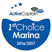 Active Captain Award logo