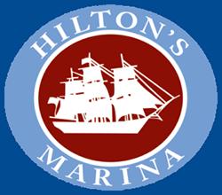 Hilton's Marina logo