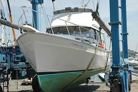 Dry-dock Boat